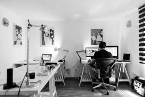 Trabajar en casa